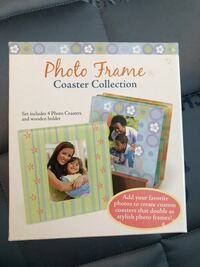Photo Frame Coaster Collection