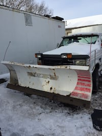 Plow only  for a 1995 Ford - F-250 - 1995