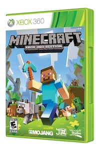 Minecraft: Xbox 360 - Great Condition  East Gwillimbury, L0G