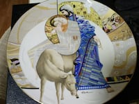 Knowles Collector Plate Saint Catharines