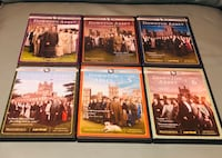 Downton Abbey Dvd season 1-6