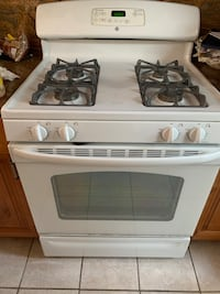 GE gas stove Great Falls, 22066