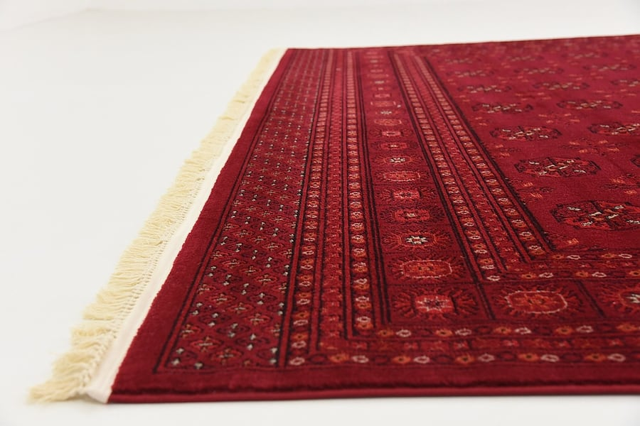 new Bokhara Afghan design rug Large size 9x13 red carpet Persian style 4dbf1e17-555d-4f4e-815f-10656b1ae54f