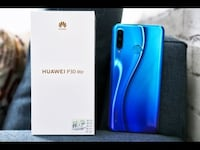 FOR TRADE OR SALE($400): HUAWEI P30 LITE PEACOCK BLUE Burnaby