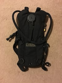 Black Camelbak bag