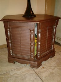 Beautiful Antique End Tables