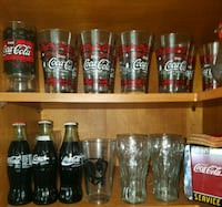 8 stained glass coke cola  Cleveland, 44111