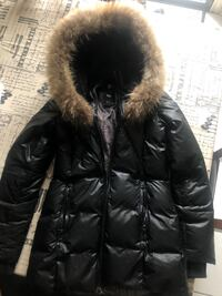 RUDSAK JACKET WITH FUR