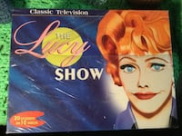 The Lucy Show pack CAMBRIDGE