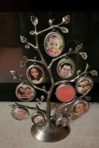 Pewter Tree picture frame Columbus, 43207