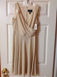 BRAND NEW DRESS SIZE 6 Clearview, L0M