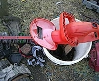 black and red electric hedge trimmer Killeen, 76543