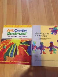 Selling two ECE books .Into excellent condition. Bradford, L3Z 1Z1