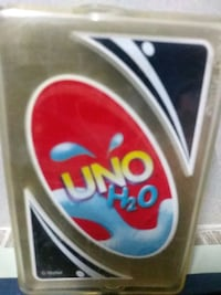 Uno h2o waterproof uno card set