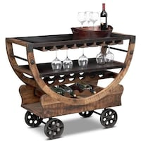 Industrial wine cart Upper Marlboro, 20774