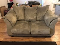 The Brick dusty green loveseat Barrie, L4M 6K8