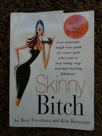 Skinny Bitch book Henderson