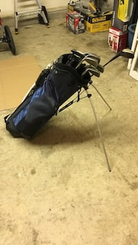 Golf set great for beginners