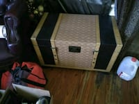 white and black wooden chest Fort Pierce, 34950