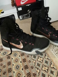 Rose Gold Kobe 10 Elite North Springfield, 22151