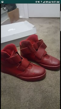 pair of red leather boots screenshot Mount Vernon, 10550