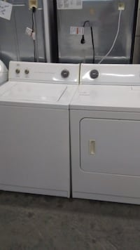 Roper Washer/Dryer Set with 60 Day Warranty Springfield