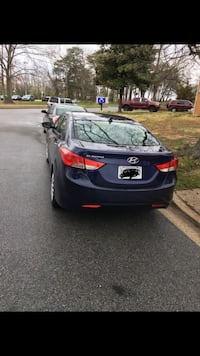 Hyundai - Lantra / Elantra - 2011 Washington