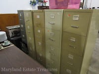 Used File Cabinets Rockville