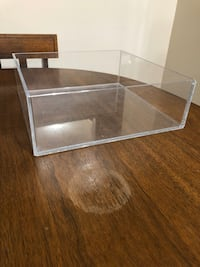 Clear Square Box