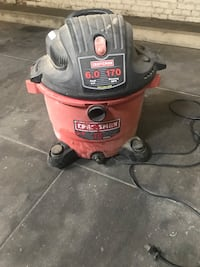red and black Shop-Vac vacuum cleaner Los Angeles, 90057