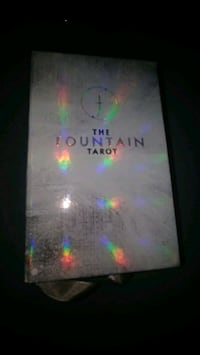 Fountain Tarot cards