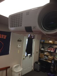DLP projector with new bulb,screen and accessories. Open to trades? Martinsburg, 25404