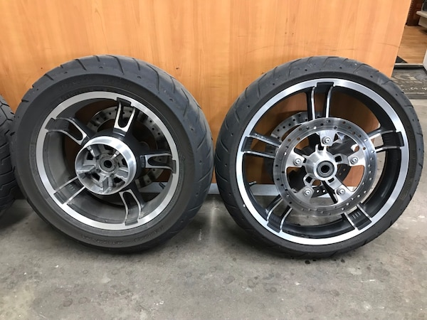Used Harley Davidson Wheels >> Used Harley Davidson Wheels For Sale In Turlock Letgo