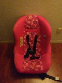 pink and white Cosco car seat Anderson, 96007
