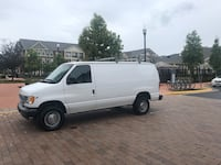 Ford  F-250 cargo van 129,000 Original miles Falls Church, 22046