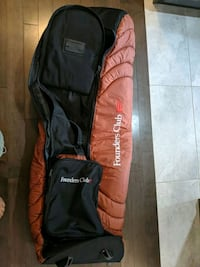 Founders Club Golf travel bag. Kelowna, V1Y 3A4