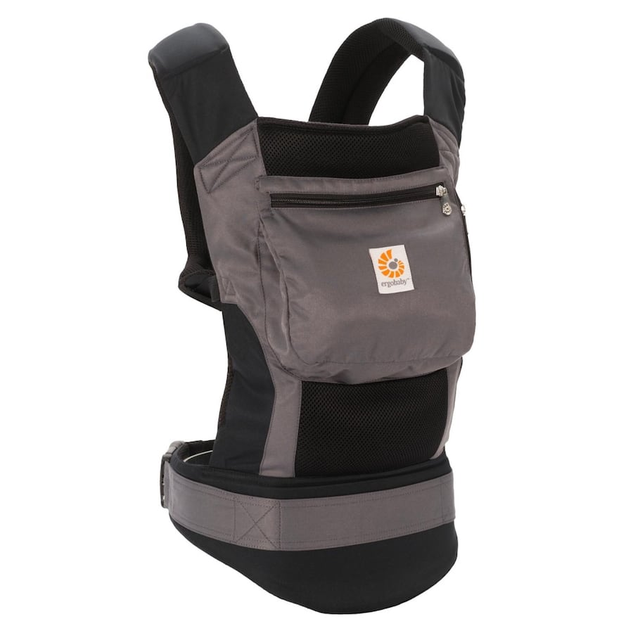Ergo baby perfomance breathable mesh carrier  0