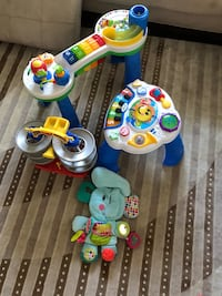 toddler's assorted learning toys Edmonton, T5T 5X3