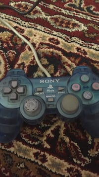 Blue  sony ps2 controller Vaughan, L4K 1T4