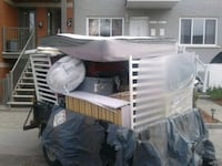 Moving or small pick up price depends on the Job W Toronto