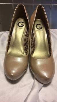Guess Nude Heels Farmington, 63640