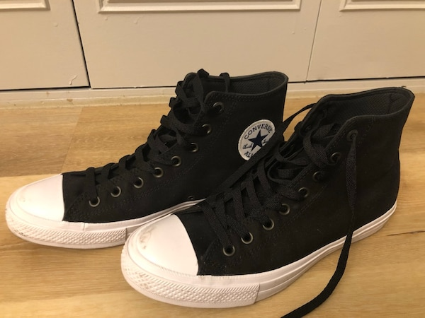 f1d1e47a39f Used Size M10/W12 Converse Chuck Taylor II High Top for sale in Chicago