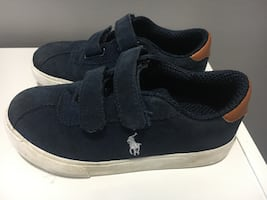 Polo Ralph Lauren boys shoes size 10
