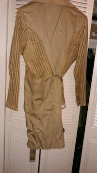 Women's Trench coat size 14/16