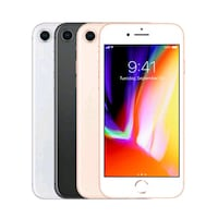 iPhone 8 - factory unlocked with box and accessori Woodbridge, 22191
