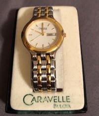Men's Caravelle Watch. In Great condition. Just need new battery. Gilbert, 85295