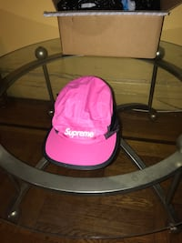 Pink Supreme Hat New York, 10457