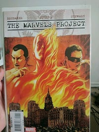 The marvels project Mississauga, L5H 3W6