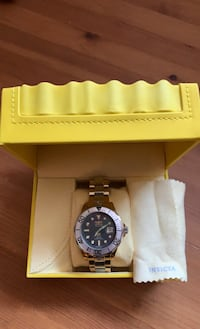 Invicta Men's Pro Diver Automatic Stainless Steel Diving Watch