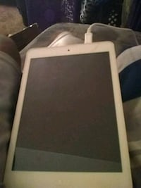 white iPad with gray case Newport News, 23607
